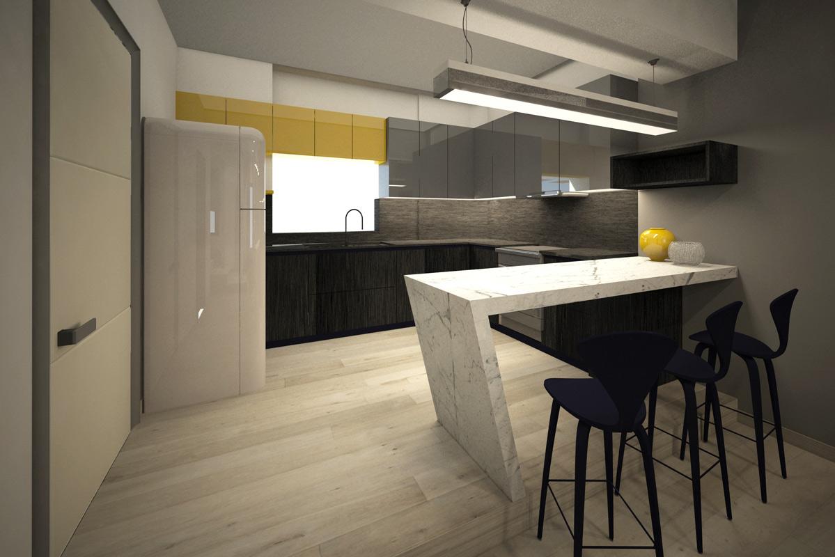 Ανακαίνιση δυόροφης ιδιωτικής κατοικίας